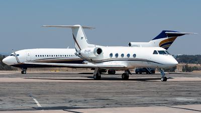 ZS-LAH - Gulfstream G-III - Norse Charter