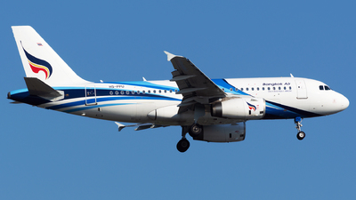 HS-PPU - Airbus A319-132 - Bangkok Airways