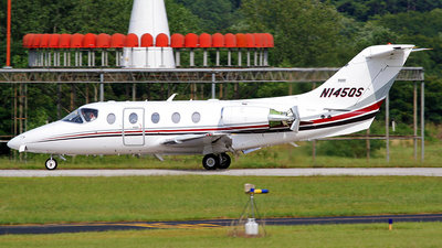 N145QS - Hawker Beechcraft 400XP - NetJets Aviation