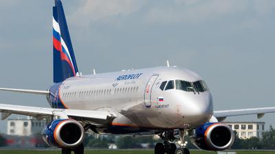 RA-89017 - Sukhoi Superjet 100-95B - Aeroflot