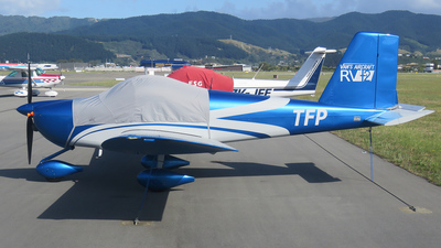 ZK-TFP - Vans RV-12 - Private