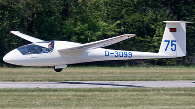 D-3099 - Schempp-Hirth Standard Cirrus - Private