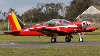 ST-06 - SIAI-Marchetti SF260M - Belgium - Air Force