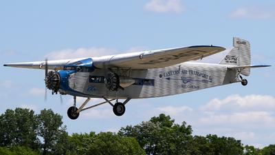 NC8407 - Ford Tri-Motor - Eastern Air Transport Inc