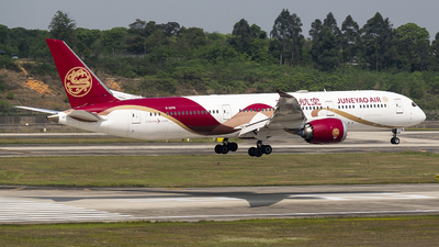 A picture of B207N - Boeing 7879 Dreamliner - Juneyao Airlines - © RASCARI