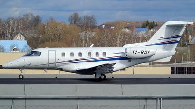 T7-RAY - Pilatus PC-24 - Private