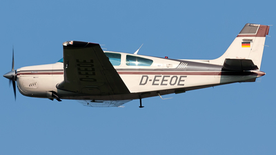 D-EEOE - Beechcraft F33A Bonanza - Private