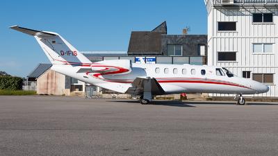 D-IFIS - Cessna 525A CitationJet 2 Plus - StarJet Aviation