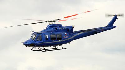 OK-BYT - Bell 412EPI - Czech Republic - Police