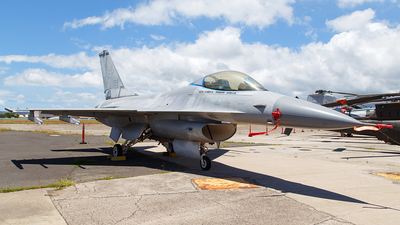 80-0498 - General Dynamics F-16A Fighting Falcon - United States - US Air Force (USAF)