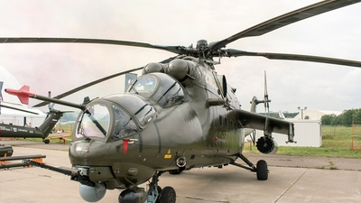341 - Mil Mi-35M Hind - Russia - Air Force
