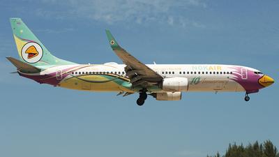 HS-DBQ - Boeing 737-86J - Nok Air