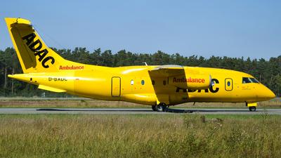 A picture of DBADC - Dornier 328310 JET - AeroDienst - © João Machado