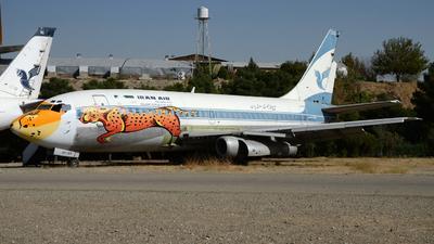 EP-IGD - Boeing 737-270C(Adv) - Iran Air