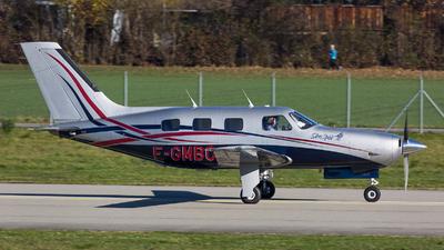 F-GMBC - Piper PA-46-310P Malibu - Private