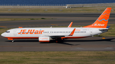 HL8088 - Boeing 737-8AS - Jeju Air