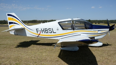 F-HBSL - Robin DR400/140 Chevalier - Private
