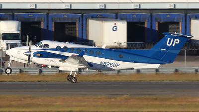 N826UP - Beechcraft B300 King Air 350 - Wheels Up