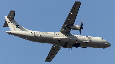 79 - ATR 72-212A(500MP) - Pakistan - Navy