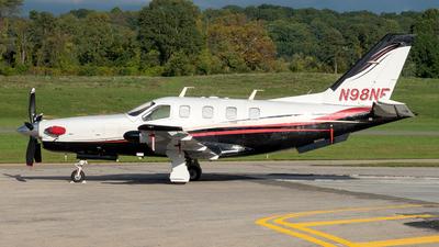 N98NF - Socata TBM-700 - Private