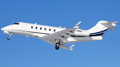 C-GRBA - Bombardier BD-100-1A10 Challenger 300 - Private