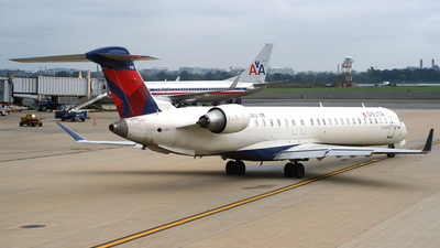N910XJ - Bombardier CRJ-900ER - Delta Connection (Mesaba Airlines)