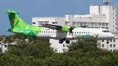 F-OMYN - ATR 72-212A(600) - Air Antilles Express
