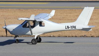 LN-YPK - Jabiru J170 - Private