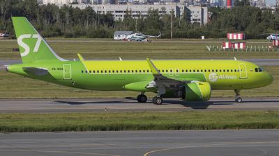 A picture of VQBDQ - Airbus A320271N - S7 Airlines - © Rakitin Nikita