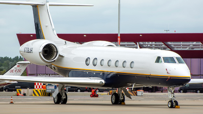 N708JH - Gulfstream G550 - Private