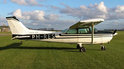 PH-RES - Reims-Cessna F172N Skyhawk II - Sand Air