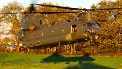 ZA679 - Boeing Chinook HC.4 - United Kingdom - Royal Air Force (RAF)