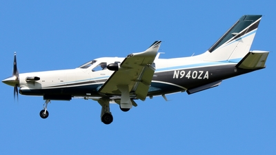 A picture of N940ZA - Compagnie Daher TBM940 - [1367] - © Ethan Allen