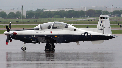 07-3884 - Raytheon T-6A Texan II - United States - US Air Force (USAF)