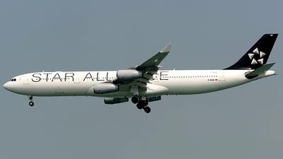 D-AIGW - Airbus A340-313X - Lufthansa