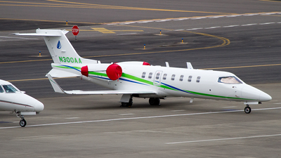 N300AA - Bombardier Learjet 45 - Private