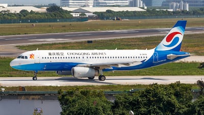 B-9976 - Airbus A320-232 - Chongqing Airlines
