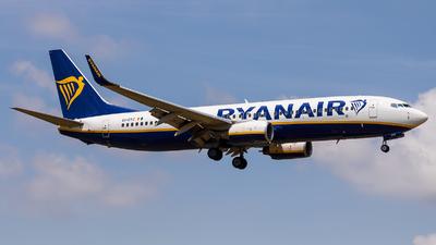 EI-DYZ - Boeing 737-8AS - Ryanair