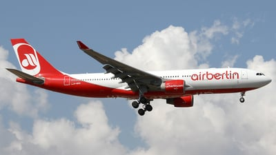 D-ABXD - Airbus A330-223 - Air Berlin