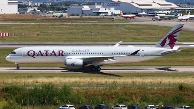 F-WZGF - Airbus A350-941 - Qatar Airways