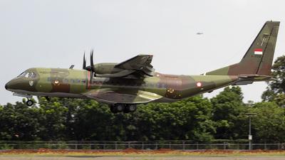A-2901 - CASA C-295M - Indonesia - Air Force