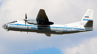 RF-30083 - Antonov An-30B - Russia - Air Force