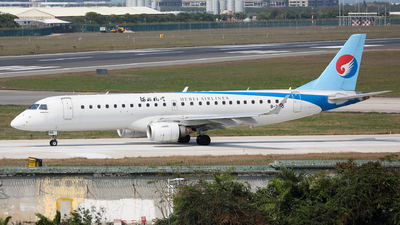 B-3188 - Embraer 190-100LR - Hebei Airlines