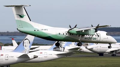 A picture of LNWFU - De Havilland Canada Dash 8300 - Wideroe - © Stig Rokkones