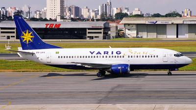 PP-VPA - Boeing 737-341 - Varig