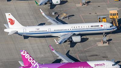 D-AVZH - Airbus A321-251NX - Air China