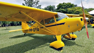 PP-DYG - Piper PA-17 Vagabond - Private