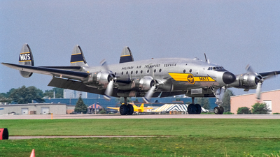 N494TW - Lockheed C-121A Constellation - Private