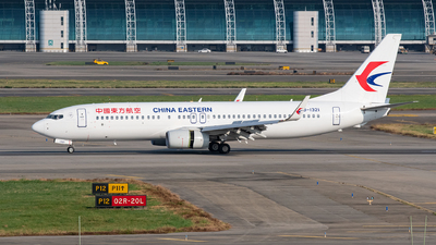 B-1321 - Boeing 737-89P - China Eastern Airlines