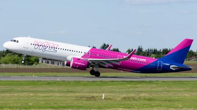 G-WUKP - Airbus A321-271NX - Wizz Air UK